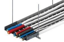 Intumescent coating for Electrical Cables & Trunking
