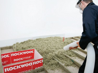 Rockwool Roof / Attic Insulation